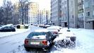 Jak k nám autem v zimě