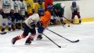 Prvn� tr�nink na led�