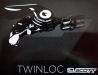 SCOTT a páčka - TwinLoc