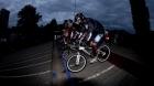 Fotogalerie - Noční závod BMX